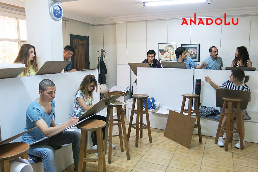 Anadolu Sanat Atölyesi Çukurovada