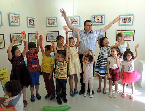 Diyarbakırdaki Gülser Gültekinin Sanat Sergisi