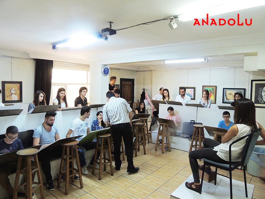 Diyarbakır Güzel Sanatlara Fakülteleri Hazırlık Sınıfları