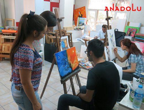 Diyarbakırdaki Özel Çizim Okulları Sanat Eğitimleri