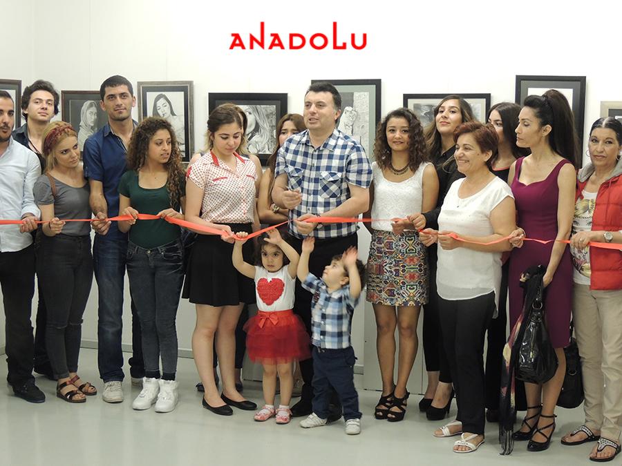 Anadolu Güzel Sanat Karakalem Çizim Dersleri Çukurovada