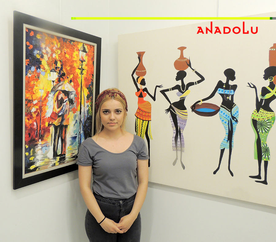 Anadolu Sanat Resim Sergileri Çukurovada