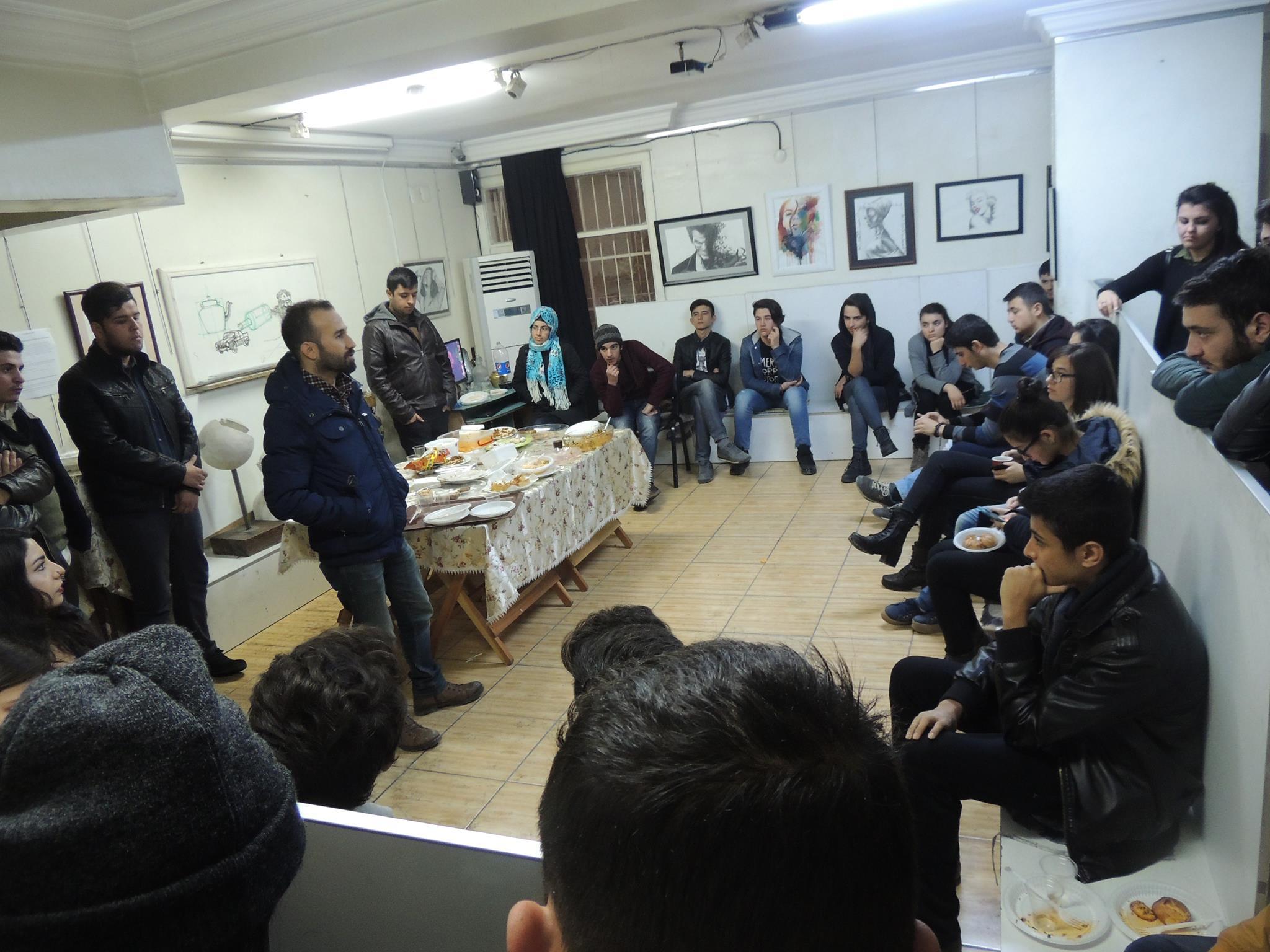Çukurovada Anadolu Sanatta Tanıştırma Kaynaştırma Etkinliği