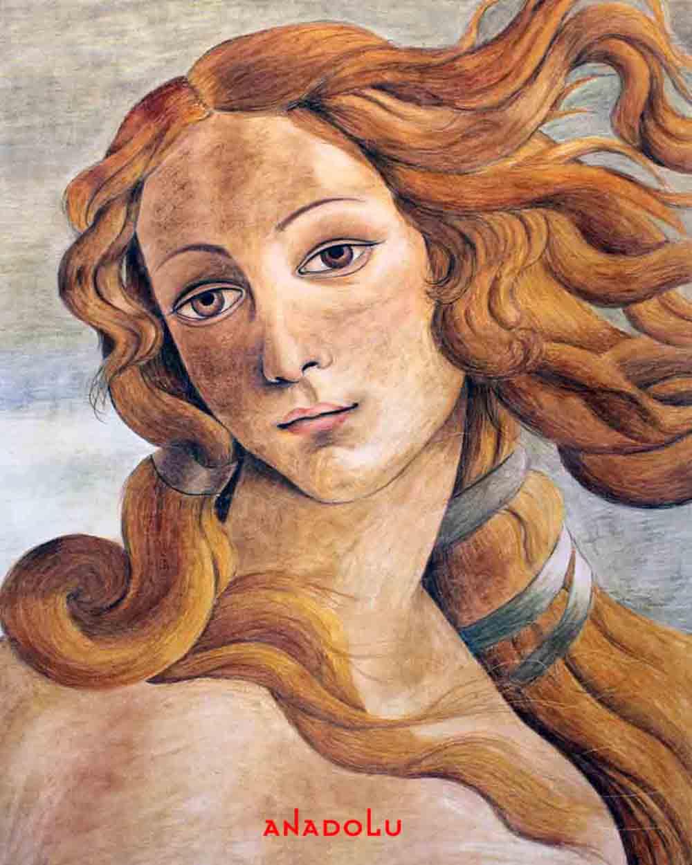 Venüs Çizim Örneği Çukurovada