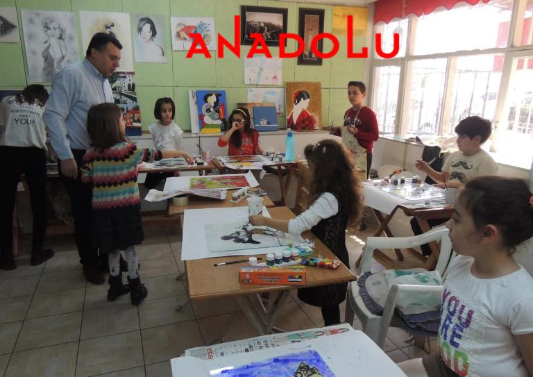 Çocuklar İçin Yaratıcılık Eğitimleri Çukurovada