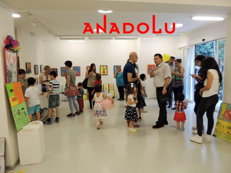 Çocuklara İçin Sanat Sergileri Çukurovada