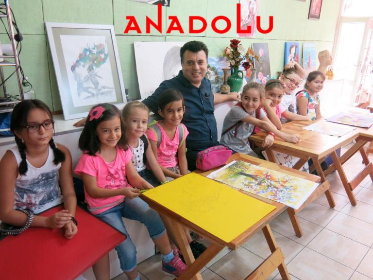 Çocuklara Yönelik Sanat Eğitim Kursları Çukurovada