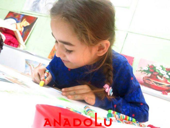 Çukurovada Çocuklar İçin Güzel Çizim Eğitimleri
