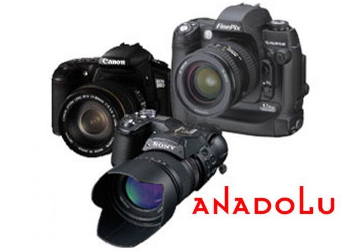 Fotograf Makinesi Çukurovada