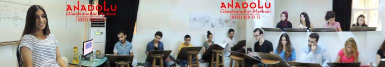 Diyarbakırda Anadolu Güzel Sanatlar Fakülteleri İçin Yetenek Kursları