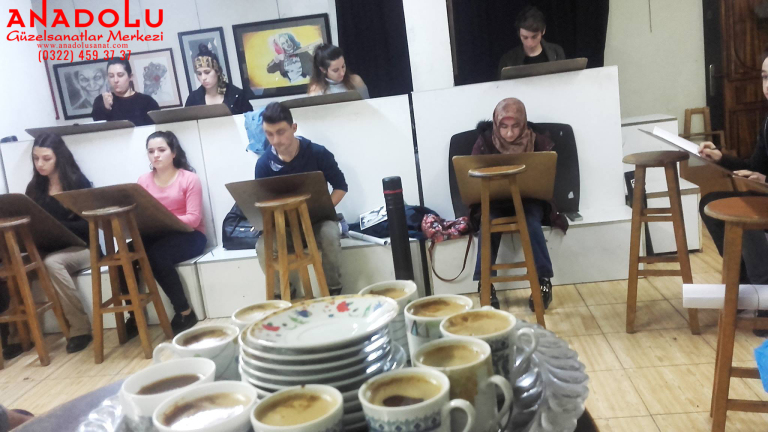 Diyarbakırda Güzel Sanatlar Fakülteleri İçin Heykel Kursları