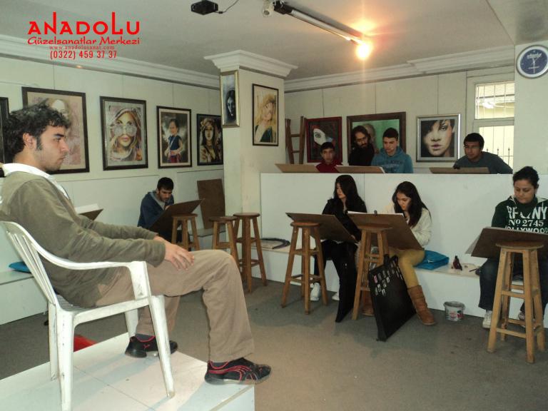 Diyarbakırda Güzel Sanatlar Fakülteleri İçin Hazırlık Kursları