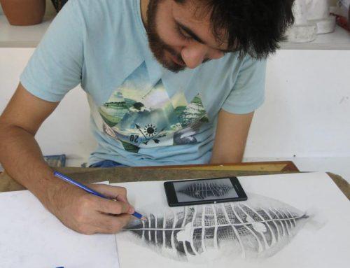 Diyarbakırdaki Çok Başarılı Charles Bargue'nin Çizim Kursu Karakalem Figür Cizimleri