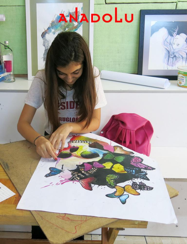 Pastel Boya Dersleri Hobi Grupları Çukurova
