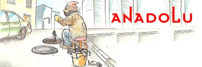 Çukurovada Karikatür Çizimleri