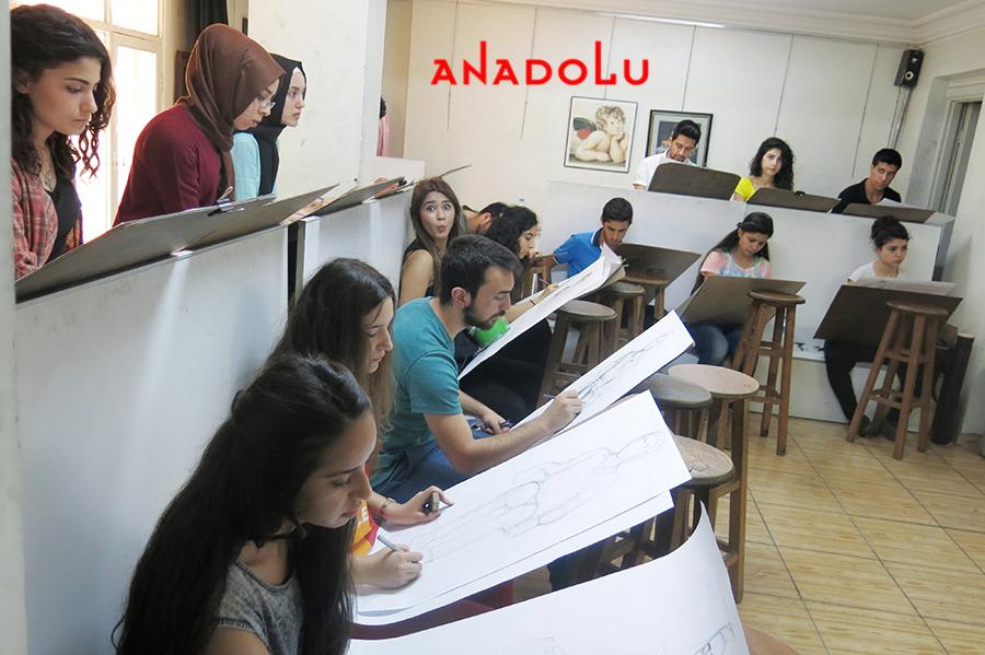 Anadolu Güzel Sanatlar Eğitim Kurumları Diyarbakır