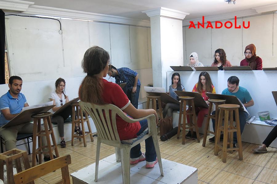 Diyarbakır Güzel Sanatlara Hazırlık Kursları