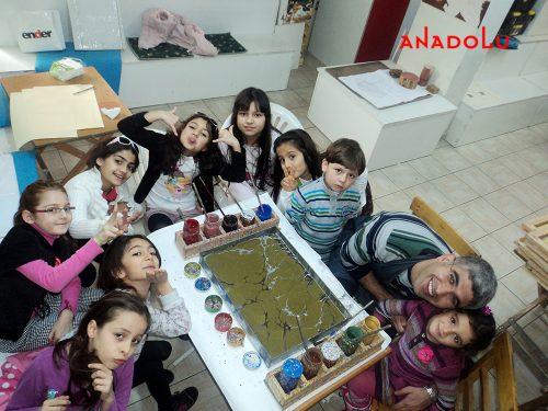 Çocuklar İçin Sanat Eğitimi Diyarbakır