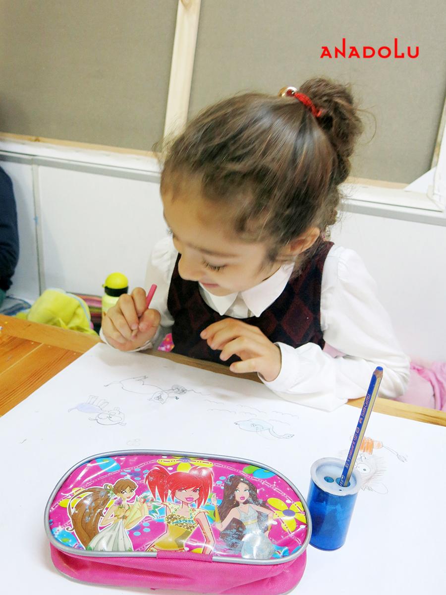 Diyarbakır Çocuklara Yönelik Çizim Kursları