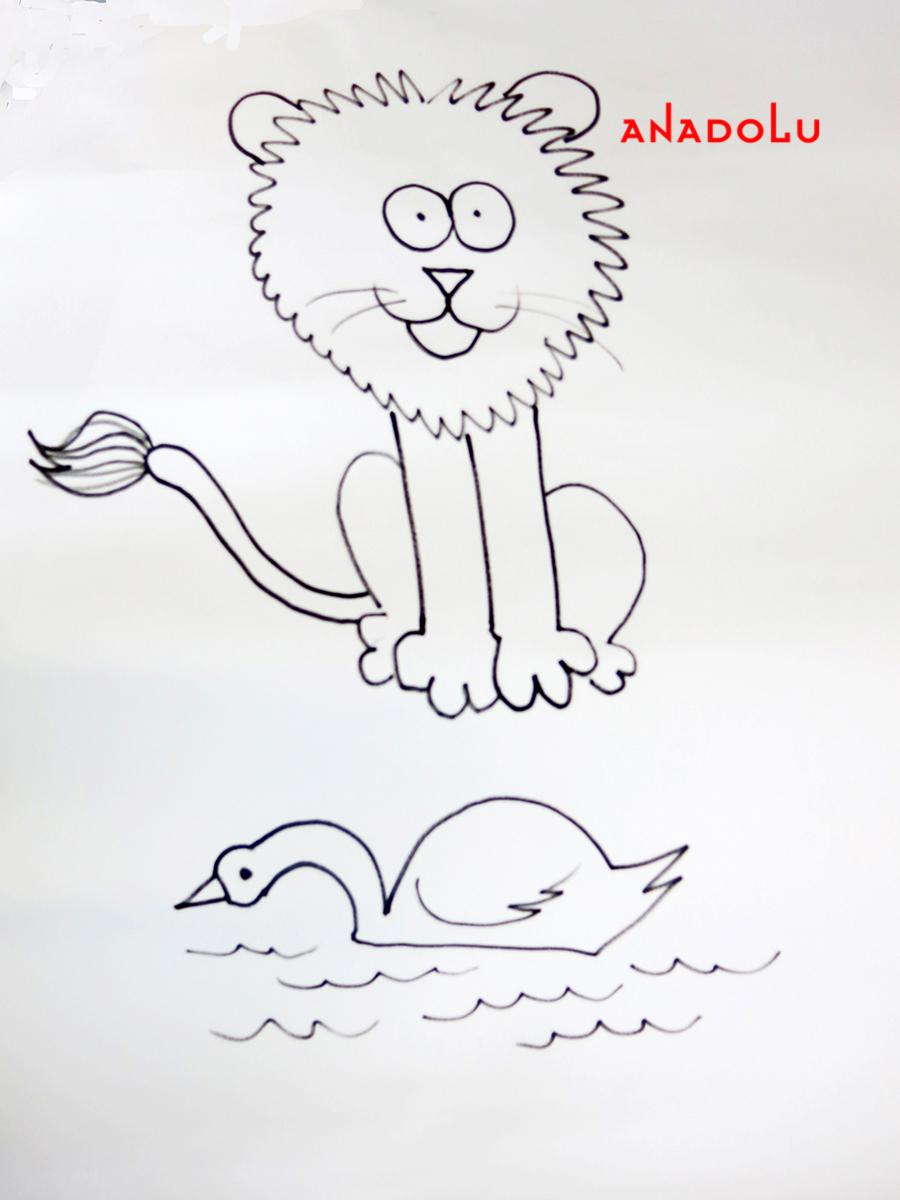 Çocuklar İçin Karikatür Eğitimleri Diyarbakır