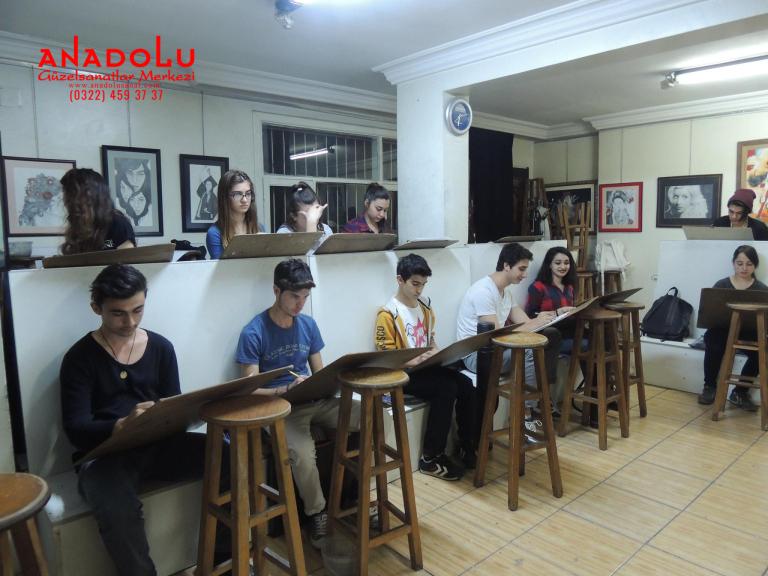 Güzel Sanatlar Fakülteleri İçin Hazırlık Eğitimleri İzmir